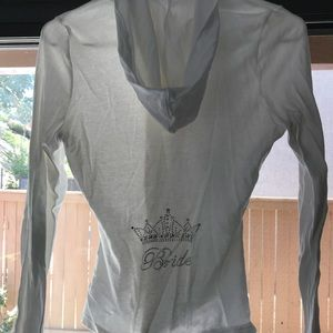 Other - Bride Zippered Hoodie